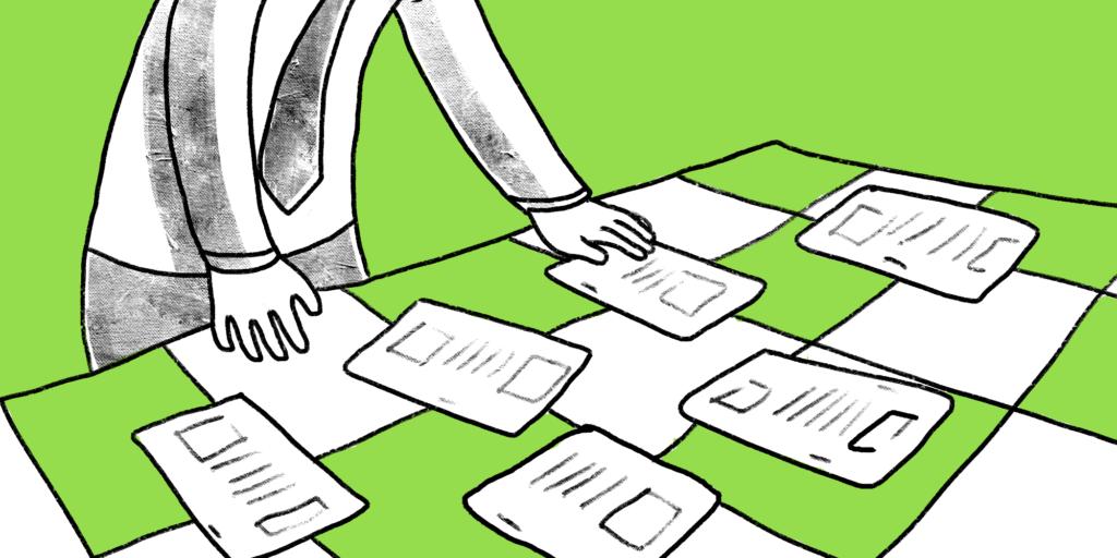paper-documents-on-table-blog-marketing-strategy-b2b-lead-generation-b2b-marketing-plan